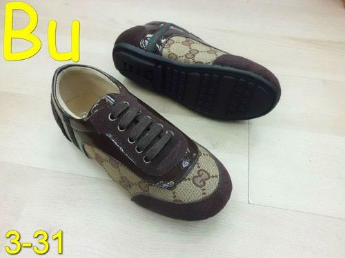 Cheap Kids Gucci Shoes 021