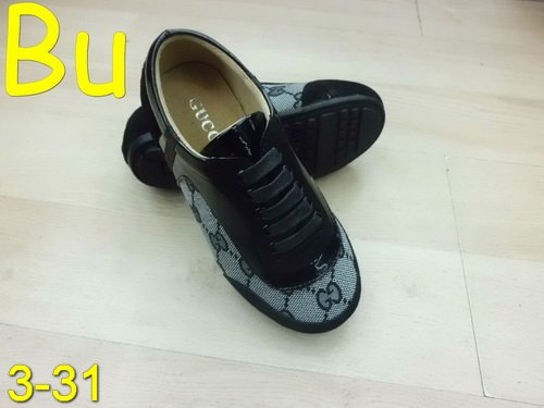 Cheap Kids Gucci Shoes 031