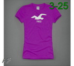 Hollister woman short T Shirt HRWTS81